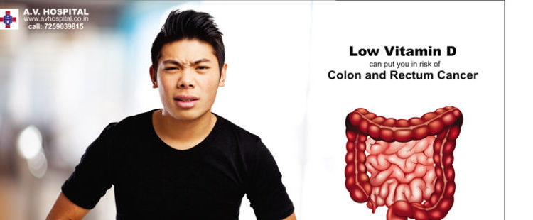 Low Vitamin D Levels And Risk Of Cancer Of Colon And Rectum