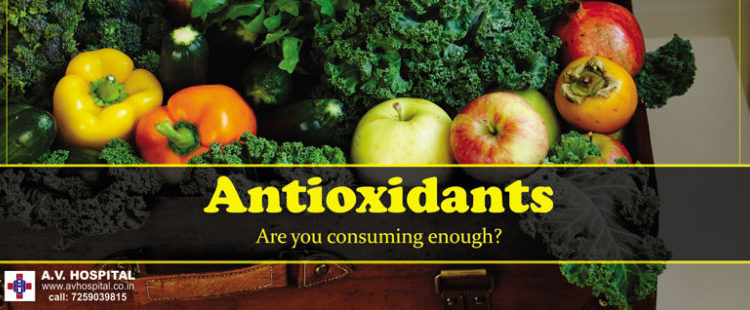 Are You Consuming Sufficient Quantities Of Antioxidants?