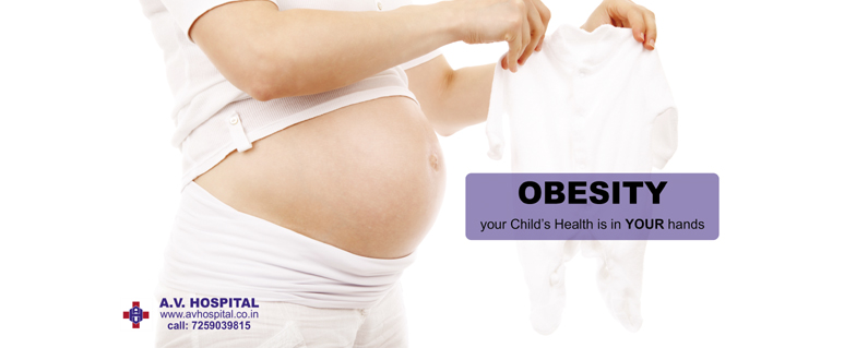 Mothers Healthy Lifestyle Lowers Child's Risk Of Obesity